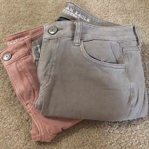 !BOGO FREE! Two Pair of American Eagle Jeggings